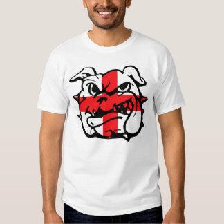 English flag,English Bulldog Tshirts