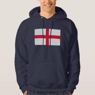 English Flag Hoodie