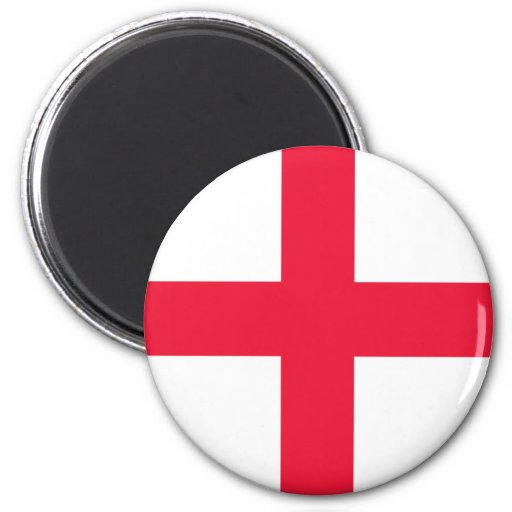 English Flag Refrigerator Magnets
