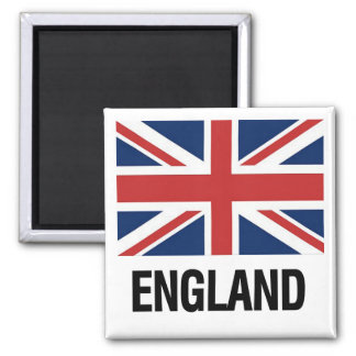 English Flag Fridge Magnet