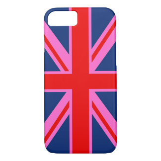 English Flag modern design for iPhone 7 cases