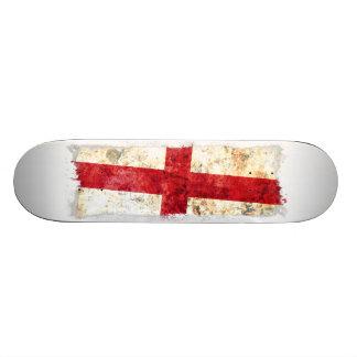 English Flag Skateboard Decks