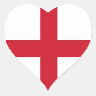 English flag stickers
