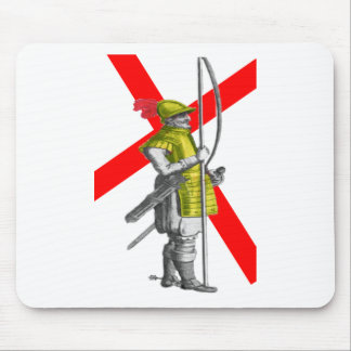 English Foot Soldier Mouse Mat