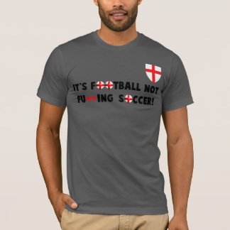 English Football T-Shirt