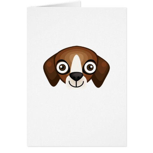 English Fox Hound - My Dog Oasis Greeting Cards
