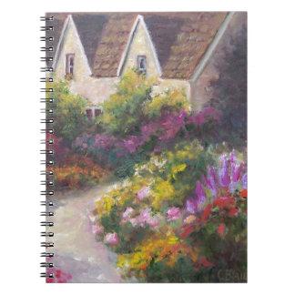 English Garden Notebooks