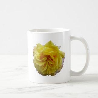 English Garden Yellow Rose Coffee Mug