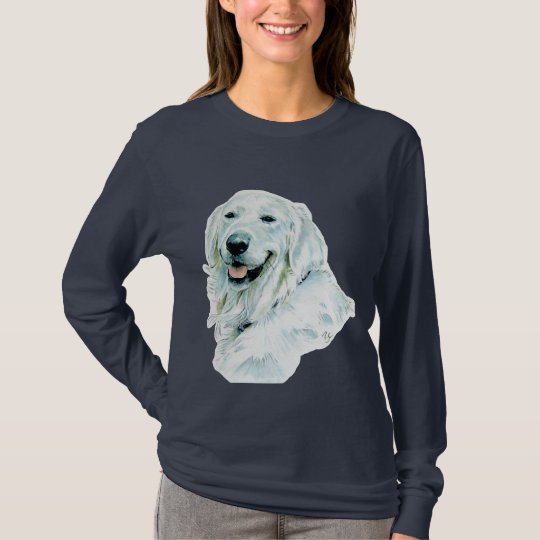 English Golden Retriever T-shirt