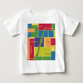 English Horn Colorblocks Baby T-Shirt