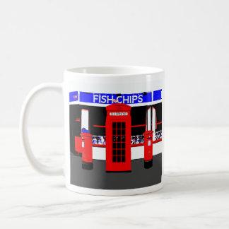 English Icons Mug