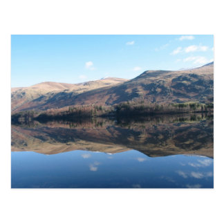 English Lake District Postcard