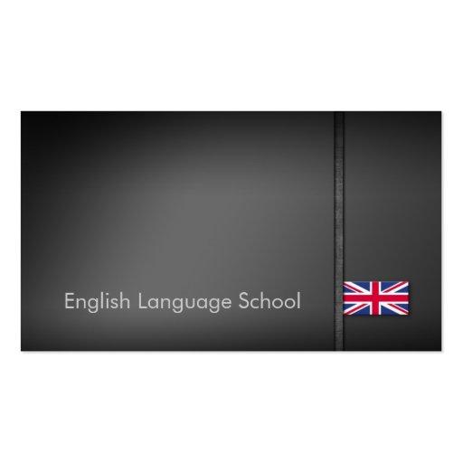 Business plan english language school