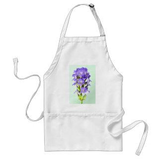 English Lavender Flower Photo Standard Apron