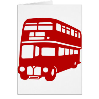 english london bus card