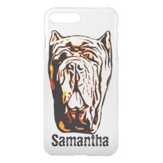English Mastiff dog iPhone7 Plus case