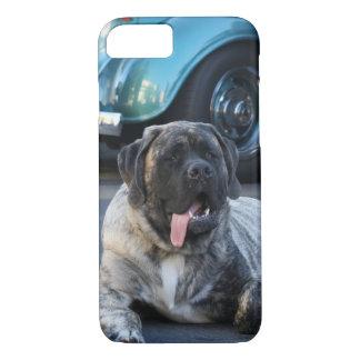 English Mastiff dog iPhone 7 Case