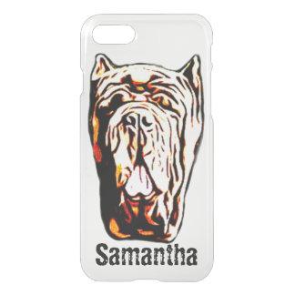 English Mastiff dog iPhone 8/7 Plus case