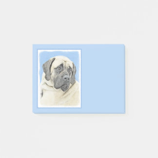 English Mastiff (Fawn) Post-it Notes