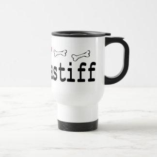 English Mastiff Gifts Stainless Steel Travel Mug