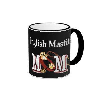 English Mastiff Mom Gifts Mug