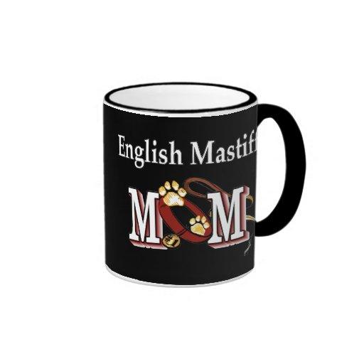 English Mastiff Mom Mug