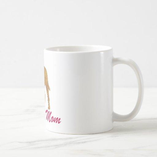 English Mastiff Mom Coffee Mugs