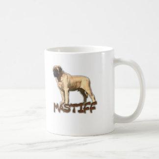 English Mastiff Coffee Mugs