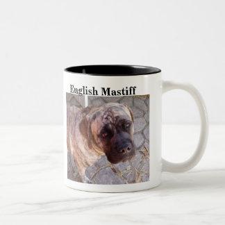 English Mastiff Mug - Customized