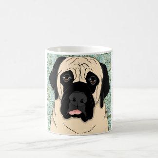English Mastiff Smug Mug