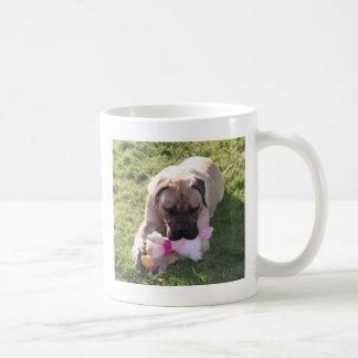 English Mastiffs Rule Basic White Mug