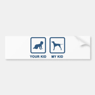 English Pointer Bumper Sticker