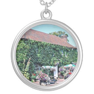 English pub in the village of Matfield, Kent, Engl Necklaces