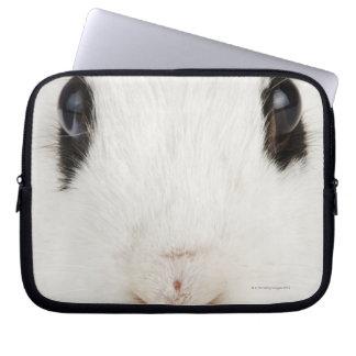 English rabbit (Oryctolagus cuniculus) Laptop Computer Sleeves