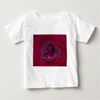 English Red Rose Baby T-Shirt