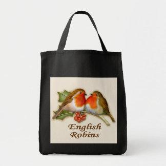 English Robins Bag