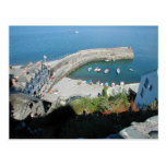 English Scenes, Clovelly, Devon, Postcard