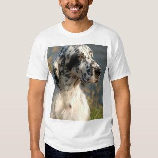 english setter 2.png t-shirt