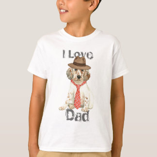 English Setter Dad T-Shirt
