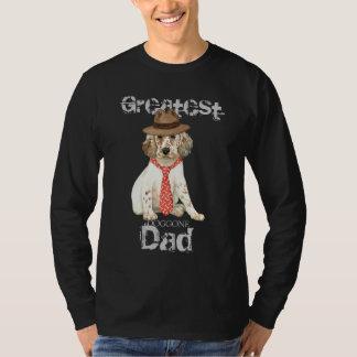 English Setter Dad T Shirt