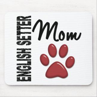 English Setter Mom 2 Mouse Mat