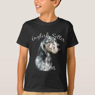 English Setter Mom 2 Tshirt