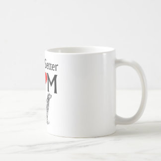 English Setter Mom Coffee Mug