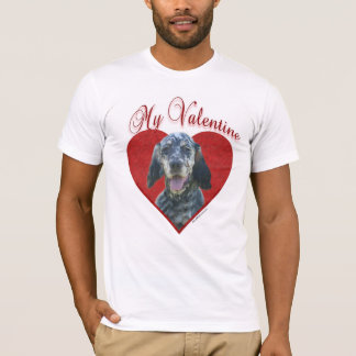 English Setter My Valentine T-Shirt