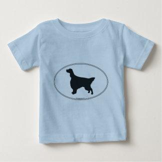 English Setter Silhouette Infant T-Shirt