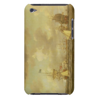 English Ships Coming to Anchor in a Fresh Breeze ( Case-Mate iPod Touch Case