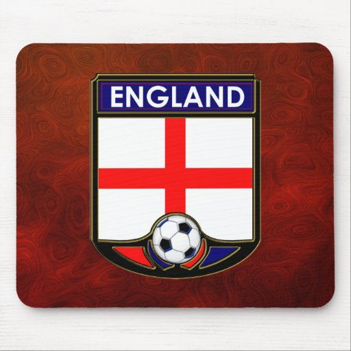 English Soccer Mousepads