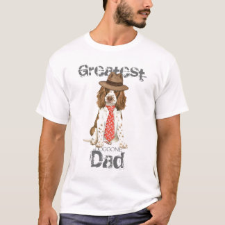English Springer Dad T-Shirt