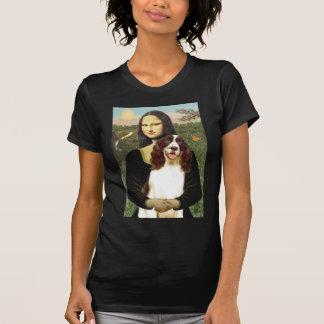 English Springer (Liv2) - Mona Lisa T-Shirt