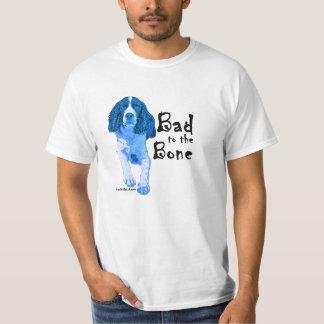 English Springer Spaniel - Bad to the Bone T-Shirt